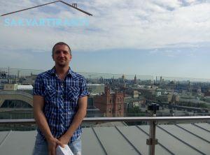 Денислав търси квартира